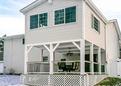 Home Addition in Yonkers NY by NY NJ Sunrooms and Additions