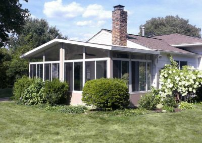 Gable Roof Sunroom by NY NJ Sunrooms and Additions