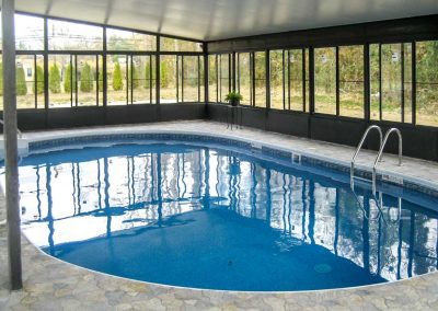 Manalapan, NJ Pool Enclosure by NY NJ Sunrooms and Additions