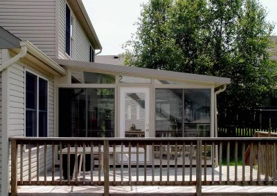 Studio Roof Sunroom by NY NJ Sunrooms and Additions